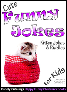 Cute Funny Jokes - Kitten Jokes and Riddles for Kids on Kindle