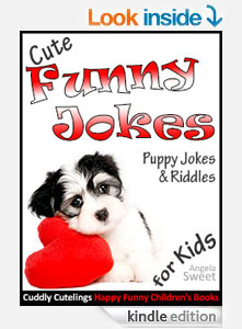 Cute Funny Jokes - Puppy Jokes and Riddles for Kids on Kindle